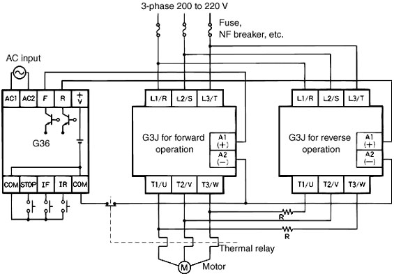 Solid-state Relay: Switching Time Lag | FAQ | India | Omron IA on