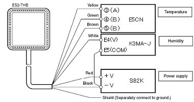 Wiring for ES2-THB | FAQ | India | Omron IA on motor wiring diagram, rtd wiring diagram, hmi wiring diagram, power meter wiring diagram, transformer wiring diagram, switches wiring diagram, power supply wiring diagram, timer wiring diagram, ups wiring diagram, pressure switch wiring diagram, temperature controller schematic, starter wiring diagram, actuator wiring diagram, temperature sensor circuit diagram, compressor wiring diagram, 3 pin ac power plug wiring diagram, condenser wiring diagram, control wiring diagram, pump wiring diagram, heater wiring diagram,